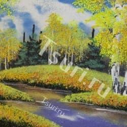thumb_s1171325b Картины из камня на срезе дерева