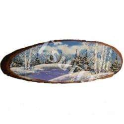 thumb_s1171325vv Картины из камня на срезе дерева