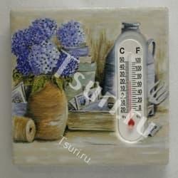 Магнит термометр Натюрморт