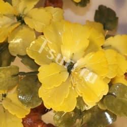 thumb_se002 Каменный цветок из самоцветов