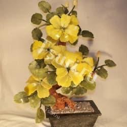thumb_se003 Каменный цветок из самоцветов