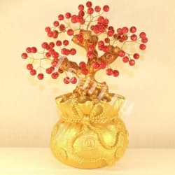 Кораловое Дерево Счастья и Благополучия