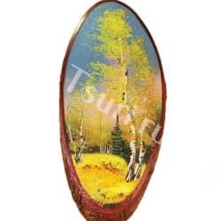 thumb_z216190v Картины из камня на срезе дерева