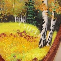 thumb_z216190va Картины из камня на срезе дерева