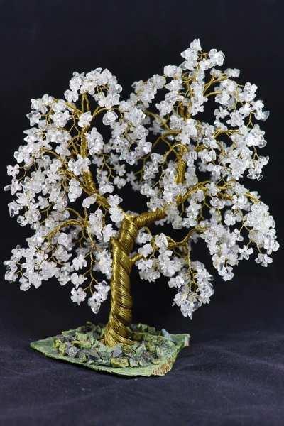 crystal_wedding8 Подарок на 15 лет свадьбы дерево из хрусталя